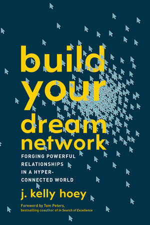 The cover of the book Build Your Dream Network