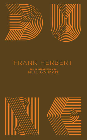 Cover art for the book Dune by Frank Herbert