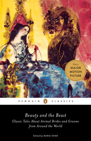 The cover of the book Beauty and the Beast