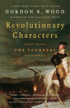 Revolutionary Characters Book Cover Picture