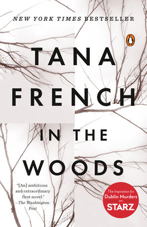 The cover of the book In the Woods