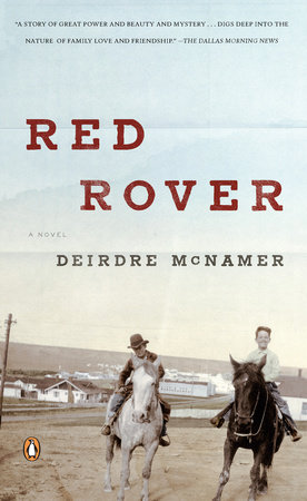 Red Rover by Deirdre McNamer