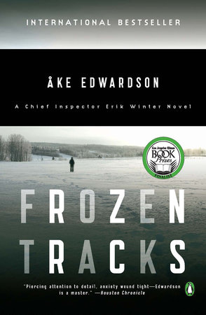 Frozen Tracks by Ake Edwardson