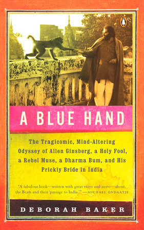 A Blue Hand by Deb Baker