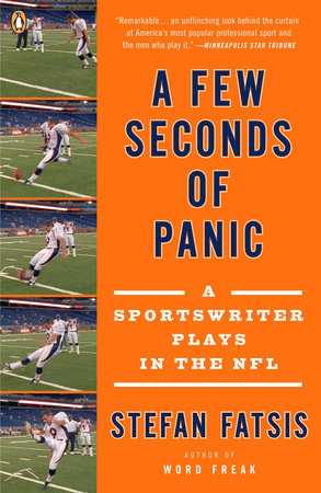 A Few Seconds of Panic by Stefan Fatsis