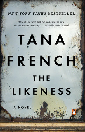The cover of the book The Likeness