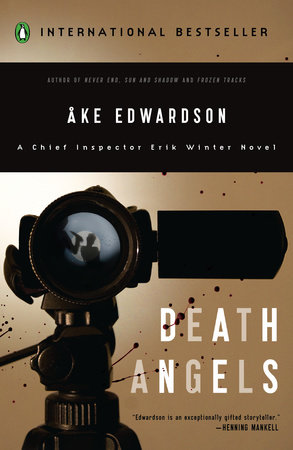 Death Angels by Ake Edwardson
