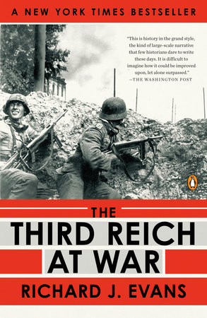 The Third Reich at War by Richard J. Evans