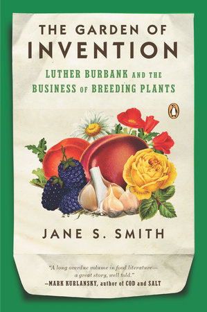 The Garden of Invention by Jane S. Smith