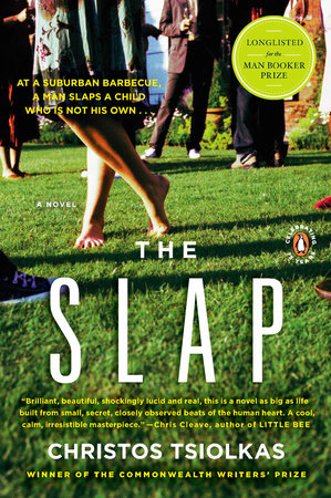 The Slap Book Cover Picture