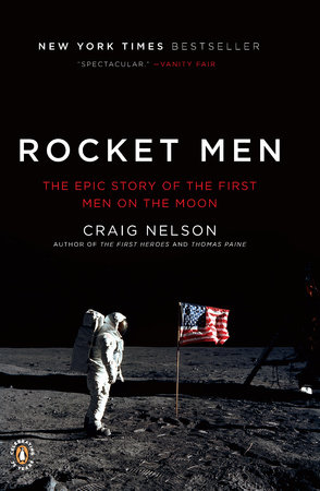 Rocket Men by Craig Nelson
