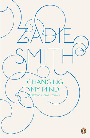 The cover of the book Changing My Mind
