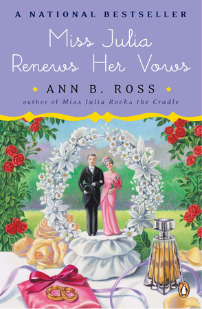 Miss Julia Renews Her Vows Book Cover Picture