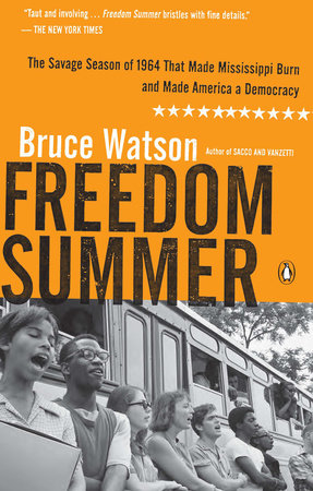 Freedom Summer by Bruce Watson