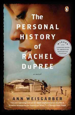 The cover of the book The Personal History of Rachel DuPree