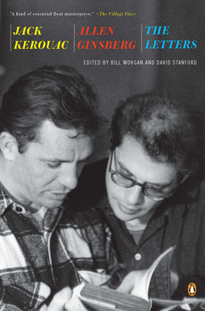 Jack Kerouac and Allen Ginsberg by Jack Kerouac and Allen Ginsberg