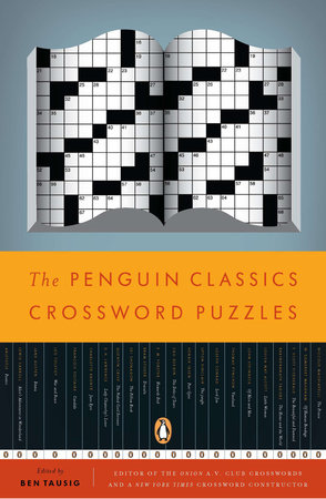 The Penguin Classics Crossword Puzzles by