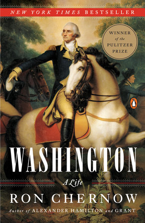 The cover of the book Washington