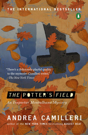 The Potter's Field by Andrea Camilleri