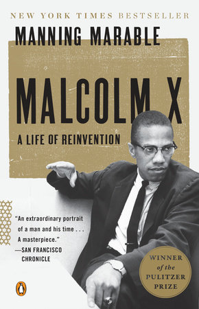 Malcolm X by Manning Marable