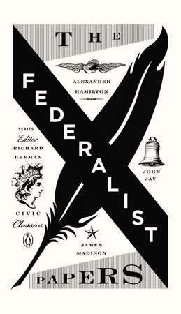 The cover of the book The Federalist Papers