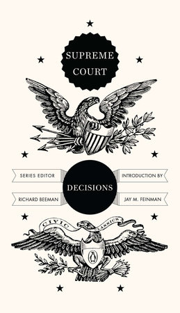The cover of the book Supreme Court Decisions