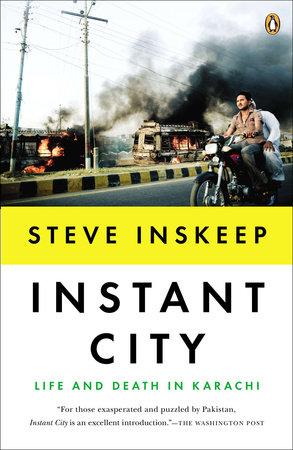 Instant City by Steve Inskeep