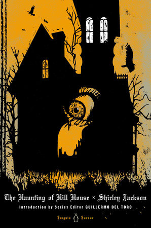 The cover of the book The Haunting of Hill House