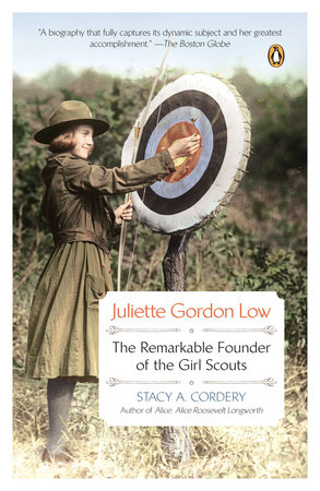 Juliette Gordon Low by Stacy A. Cordery