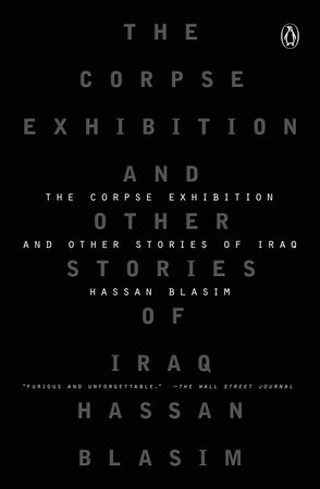The cover of the book The Corpse Exhibition