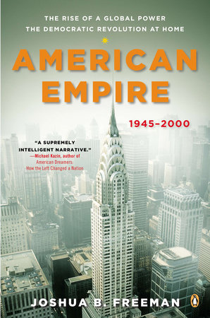 American Empire by Joshua Freeman