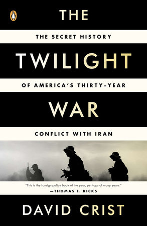 The Twilight War Book Cover Picture