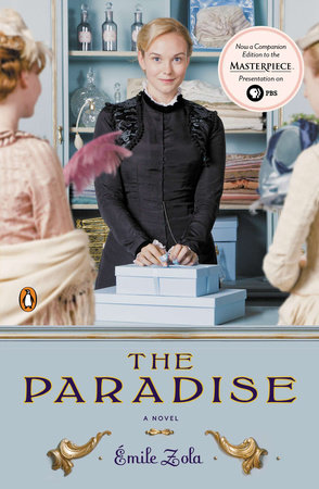 The Paradise by Emile Zola