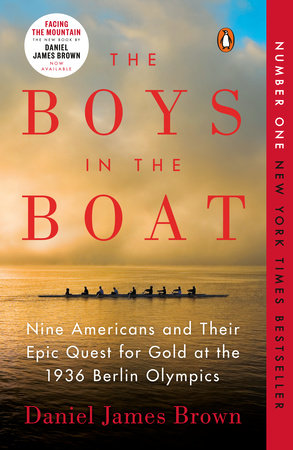 The Boys in the Boat Book Cover Picture