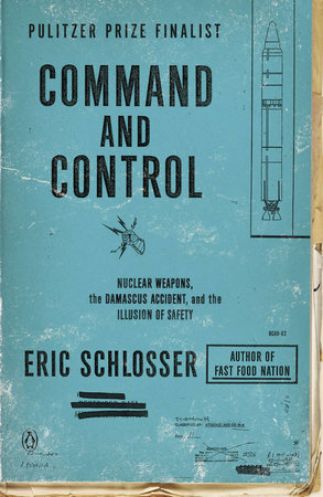 Command and Control Book Cover Picture