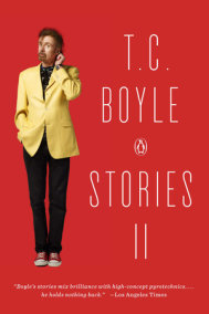 T.C. Boyle Stories II