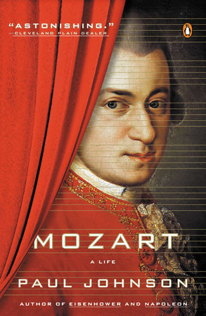 Mozart by Paul Johnson