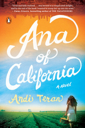 Ana of California Book Cover Picture