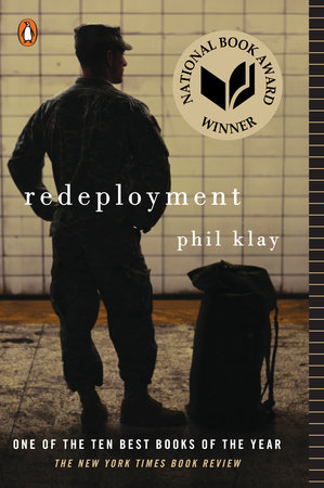 Redeployment Book Cover Picture
