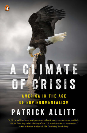 A Climate of Crisis Book Cover Picture