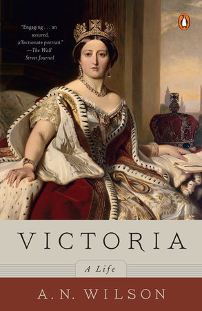 Victoria Book Cover Picture
