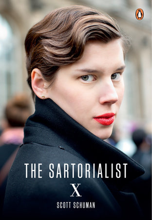 The Sartorialist: X Book Cover Picture
