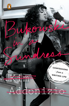 The cover of the book Bukowski in a Sundress