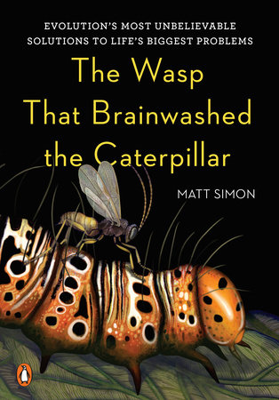 The Wasp That Brainwashed the Caterpillar Book Cover Picture