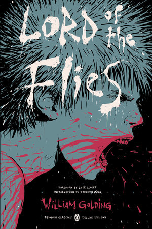 The cover of the book Lord of the Flies