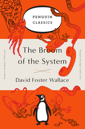 The cover of the book The Broom of the System