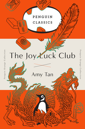 The cover of the book The Joy Luck Club