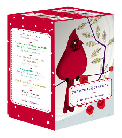 Penguin Christmas Classics 6-Volume Boxed Set by Various