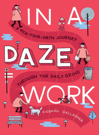 In a Daze Work by Siobhán Gallagher