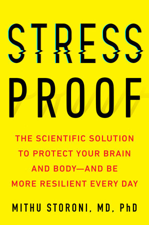 The cover of the book Stress-Proof